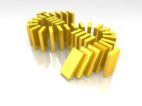 dollar domino