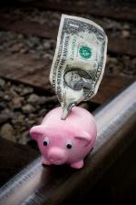 Old Economy Stock's a Moneymaking Winner