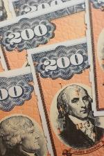 U.S. Treasuries Rising