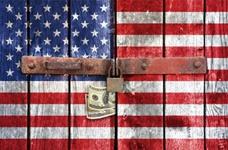 U.S. government shut down