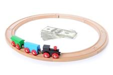 railroad stocks
