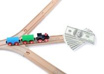 Railroad Stocks the Best Market Predictor for Investors