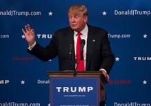 Donald Trump Leading GOP Republican