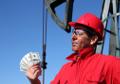 Oil Pension Checks
