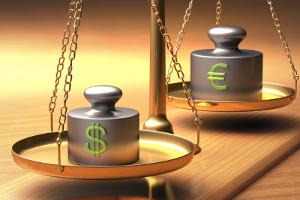 Euro to Dollar Crash