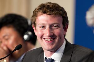 Mark Zuckerberg Says Big for Facebook