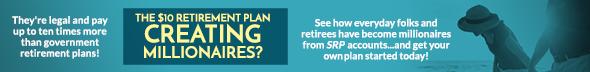 $10 Retirement Plans