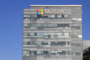 Microsoft Corporation Soaring