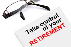 Retirement from Stock Market Crash