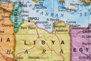A Ground Invasion of Libya