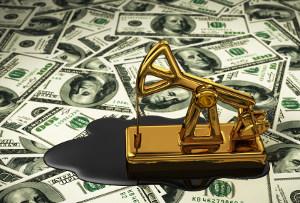 Gold Prices Rise Oil Price Hit World Economy