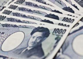 Yen to USD