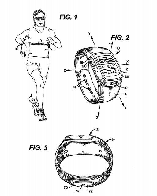 Nike Athletic Watch