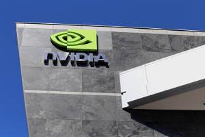 NVDA stock