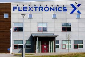 Flextronics stock