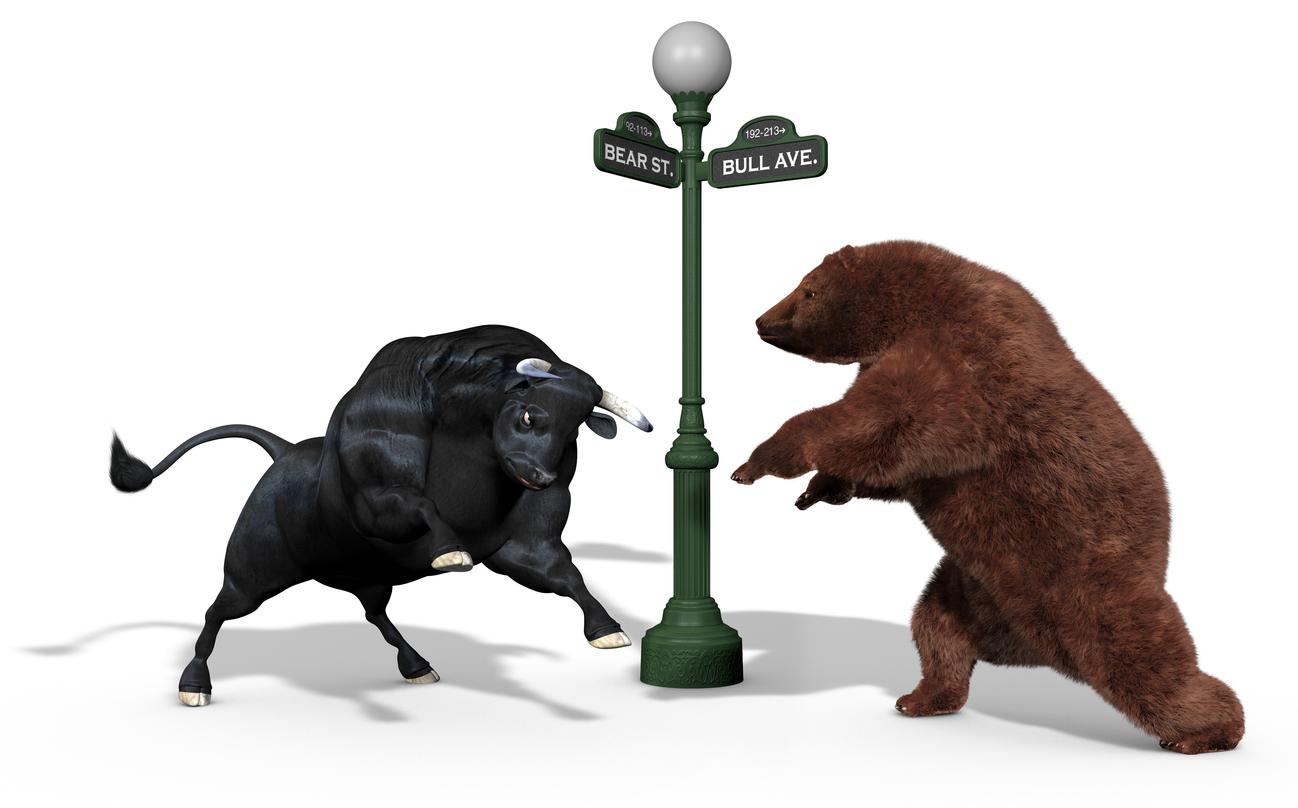 борьба быков и медведей картинки полезное питательное мясо