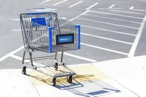 Walmart stock.