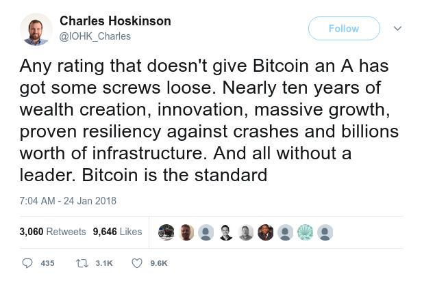 charles tweet
