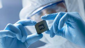 STMicroelectronics stock
